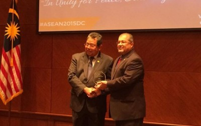 TSEP Awarded at 1st ASEAN Gala in Washington, D.C.