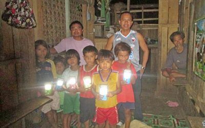 Distribution of Solar Lamps in DepEd Misamis Oriental